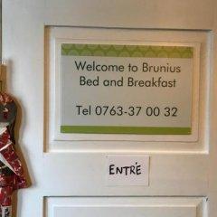 Отель Brunius Bed and Breakfast Швеция, Лунд - отзывы, цены и фото номеров - забронировать отель Brunius Bed and Breakfast онлайн удобства в номере