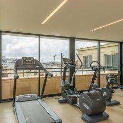 Отель MIRAPARQUE Лиссабон фитнесс-зал фото 2