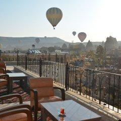 Goreme City Hotel Турция, Гёреме - отзывы, цены и фото номеров - забронировать отель Goreme City Hotel онлайн балкон