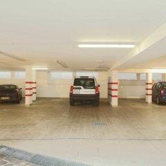 Hotel Zeus Римини парковка