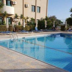 Mandalena Hotel Apartments Протарас бассейн