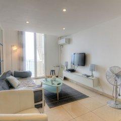 Отель Villa M.Thérèse Promenade Anglais Франция, Ницца - отзывы, цены и фото номеров - забронировать отель Villa M.Thérèse Promenade Anglais онлайн комната для гостей фото 2