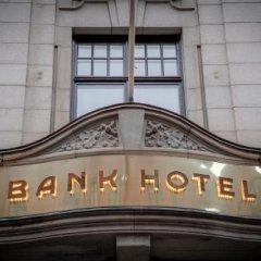 Bank Hotel вид на фасад фото 2