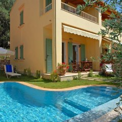 Отель Riviera Barbati Корфу бассейн фото 2