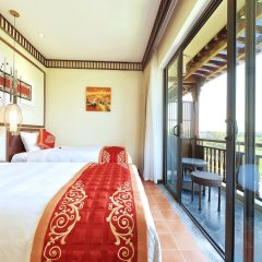 Отель Hoi An Field Boutique Resort & Spa комната для гостей фото 2