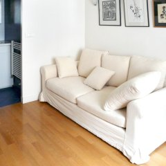 Апартаменты Apartment With 3 Bedrooms in Paris, With Wonderful City View and Wifi Париж комната для гостей фото 2