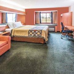 Отель Super 8 Columbus West комната для гостей фото 4