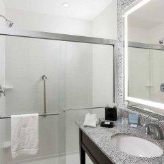Отель Hampton Inn - Washington DC/White House США, Вашингтон - отзывы, цены и фото номеров - забронировать отель Hampton Inn - Washington DC/White House онлайн ванная