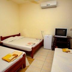 Отель Bedouin Garden Village сейф в номере