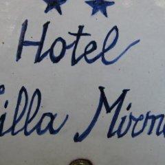 Отель Villa Mirna Римини фото 9