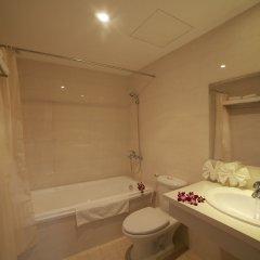 Edele Hotel Nha Trang ванная фото 2