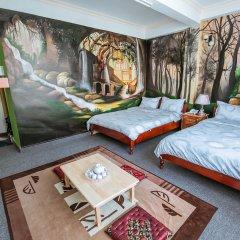 Отель Ken's House Backpackers Downtown 2 Далат удобства в номере