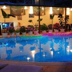 Hotel Italia Nessebar бассейн фото 4