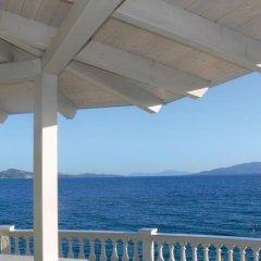 Отель Andon Lapa I Pare Саранда пляж фото 2