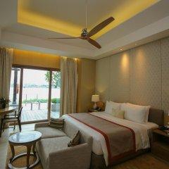 Отель Resorts World Sentosa - Beach Villas комната для гостей фото 5