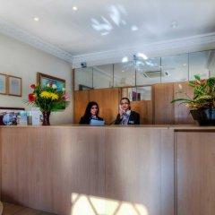 Отель Comfort Inn St Pancras - Kings Cross Великобритания, Лондон - отзывы, цены и фото номеров - забронировать отель Comfort Inn St Pancras - Kings Cross онлайн интерьер отеля фото 3