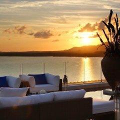 Отель Villa Padma пляж фото 2