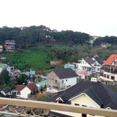 Nang Vang Hotel Далат балкон