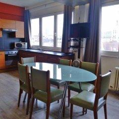 Апартаменты Apartments AMS Brussels Flats Брюссель комната для гостей фото 3