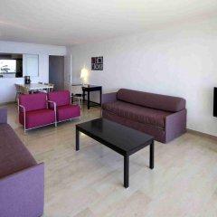Отель Aparthotel Adagio Nice Promenade des Anglais комната для гостей