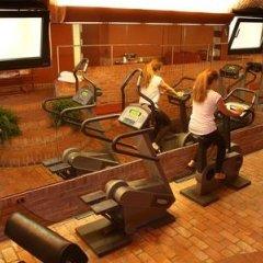 Hotel Sanpi Milano фитнесс-зал фото 2