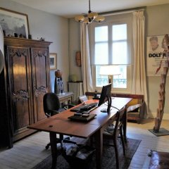 Апартаменты Apartment With 2 Bedrooms in Saumur, With Wonderful City View and Wifi Сомюр в номере