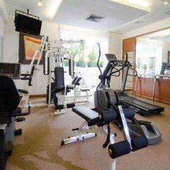 Отель At Ease Saladaeng фитнесс-зал фото 3
