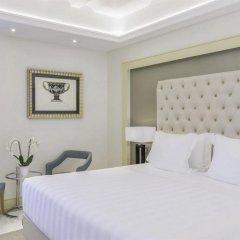 Aleph Rome Hotel, Curio Collection by Hilton комната для гостей фото 8
