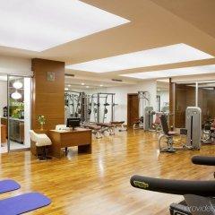 Отель Holiday Inn Istanbul Sisli фитнесс-зал
