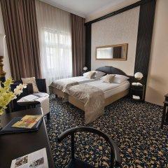 Отель EA Hotel Royal Esprit Чехия, Прага - 12 отзывов об отеле, цены и фото номеров - забронировать отель EA Hotel Royal Esprit онлайн комната для гостей фото 4