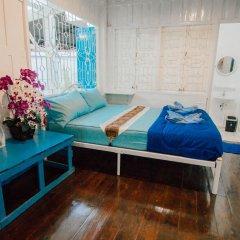 Отель Villa Siam And Spa Бангкок комната для гостей
