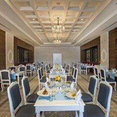 Crystal Sunset Luxury Resort & Spa Турция, Сиде - 1 отзыв об отеле, цены и фото номеров - забронировать отель Crystal Sunset Luxury Resort & Spa - All Inclusive онлайн помещение для мероприятий фото 2