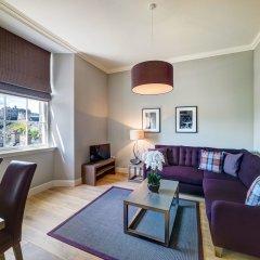 Отель Destiny Scotland - George Iv Apartments Великобритания, Эдинбург - отзывы, цены и фото номеров - забронировать отель Destiny Scotland - George Iv Apartments онлайн комната для гостей фото 2