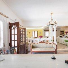 Отель Anezina Villas Греция, Остров Санторини - отзывы, цены и фото номеров - забронировать отель Anezina Villas онлайн интерьер отеля