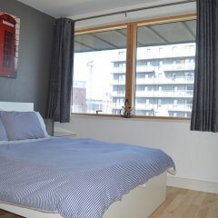 Апартаменты 2 Bedroom Apartment With Balcony Overlooking River комната для гостей фото 5
