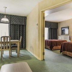 Отель Quality Suites Quebec City Канада, Квебек - отзывы, цены и фото номеров - забронировать отель Quality Suites Quebec City онлайн комната для гостей фото 2