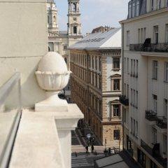 Отель Budapest Easy Flat - Basilica Lux балкон