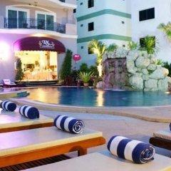 Отель LK Metropole Pattaya бассейн фото 3