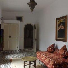Отель Riad Dar Nawfal Марокко, Схират - отзывы, цены и фото номеров - забронировать отель Riad Dar Nawfal онлайн комната для гостей фото 4