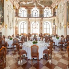 Отель Schloss Leopoldskron Meierhof Зальцбург помещение для мероприятий фото 2