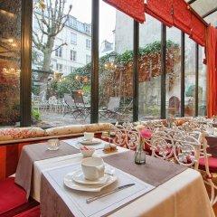Отель Des Marronniers Париж питание