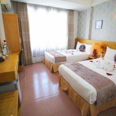 Отель Madam Moon Hotel Вьетнам, Ханой - отзывы, цены и фото номеров - забронировать отель Madam Moon Hotel онлайн комната для гостей фото 5