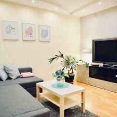 Апартаменты JessApart - Babka Tower Apartment комната для гостей фото 3