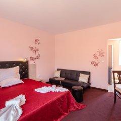 Отель Zeus Болгария, Поморие - отзывы, цены и фото номеров - забронировать отель Zeus онлайн комната для гостей фото 4