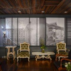 Nanda Heritage Hotel интерьер отеля