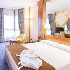 Отель AA Los Bracos by Silken Испания, Логроньо - 2 отзыва об отеле, цены и фото номеров - забронировать отель AA Los Bracos by Silken онлайн комната для гостей фото 4