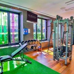 Отель Bohemia Suites & Spa - Adults only фитнесс-зал фото 2