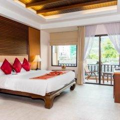 Отель Nipa Resort 4* Студия с разными типами кроватей