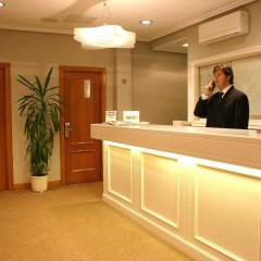 Отель Hostal Alemana Сан-Себастьян интерьер отеля