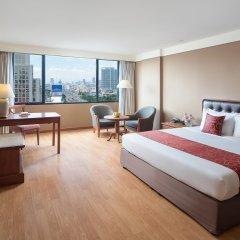 Отель Twin Towers Hotel Таиланд, Бангкок - 1 отзыв об отеле, цены и фото номеров - забронировать отель Twin Towers Hotel онлайн комната для гостей фото 3